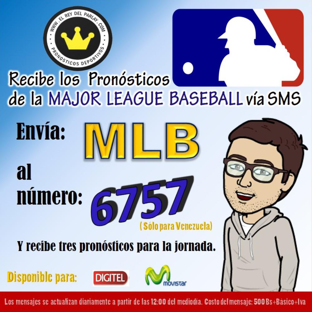 mensajería de texto beisbol parley venezuela